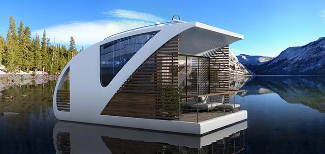 Hotel flotante