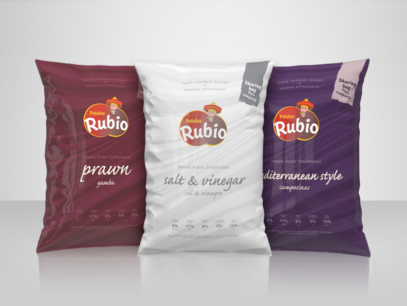 Patatas Rubio | Gurulab