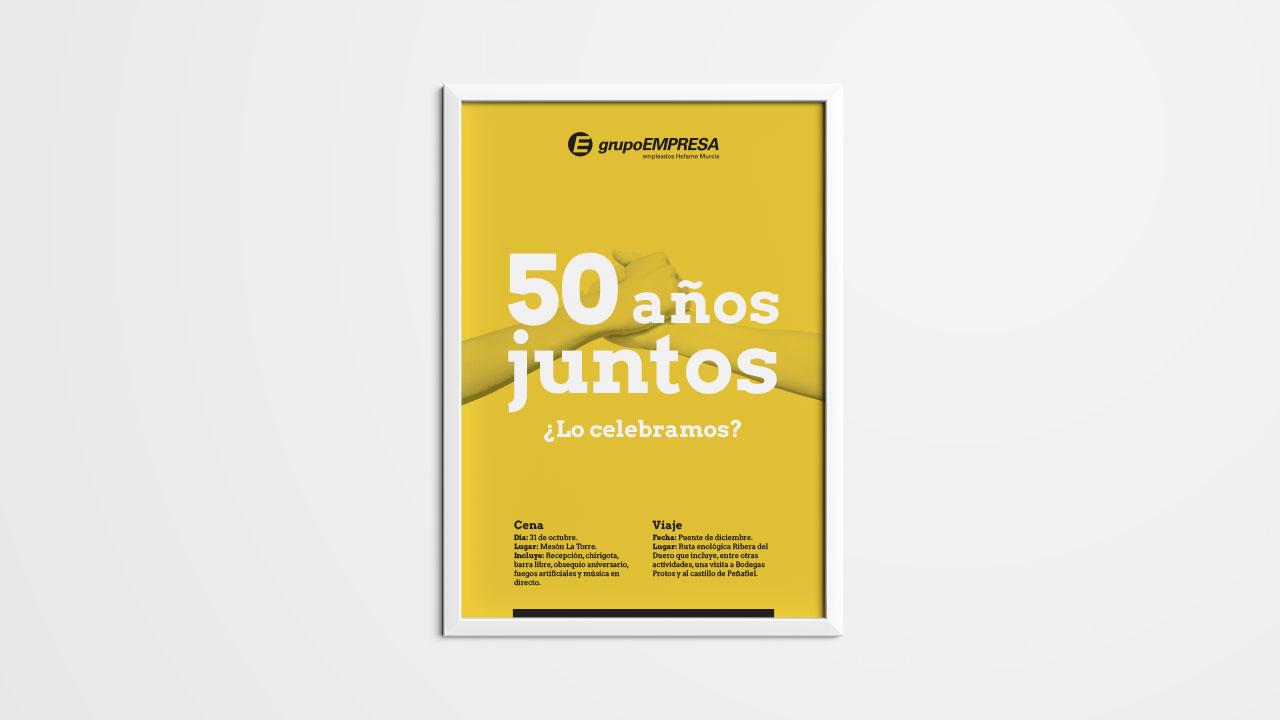 50 Años Juntos | Gurulab