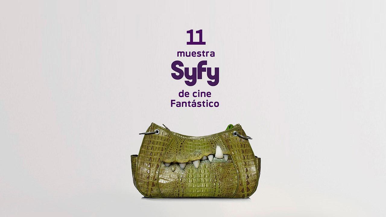 Cartel finalista en la 11 muestras Syfy de cine fantástico | Gurulab