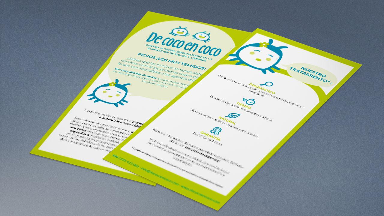 Flyer De Coco en Coco | Gurulab
